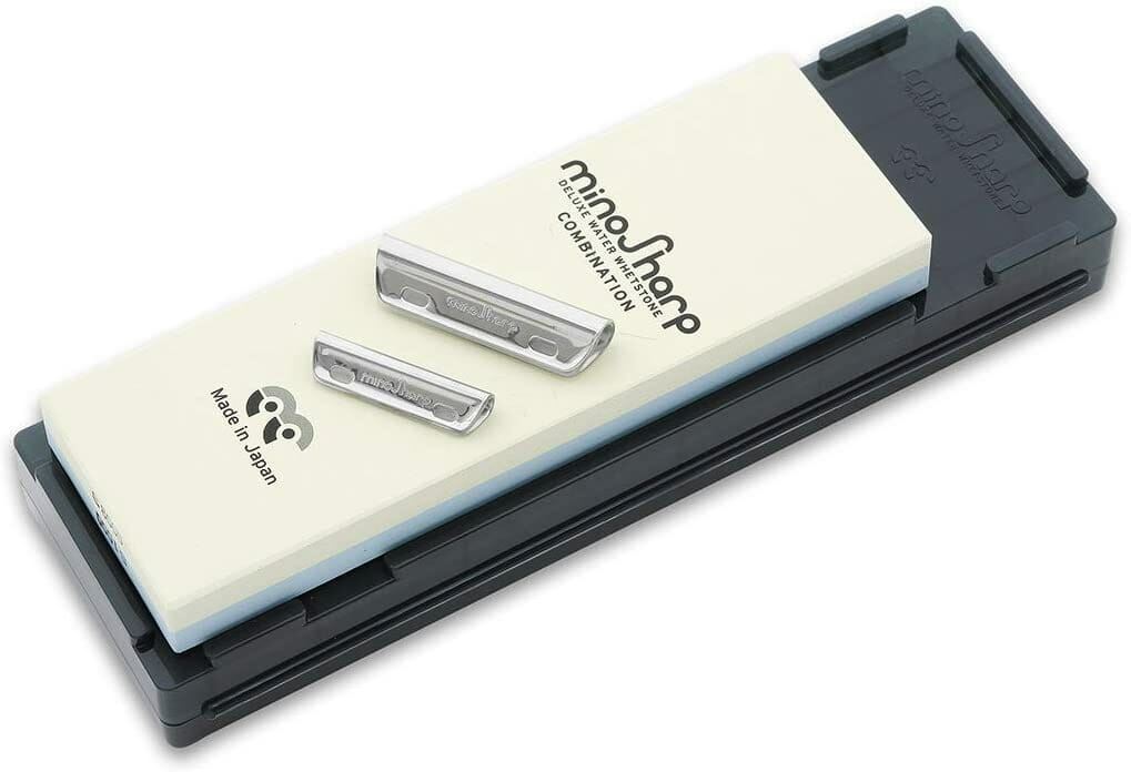 minosharp knife sharpener 1000/8000