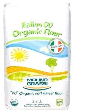 Molino Grassi USDA Organic Tipo 00 Flour