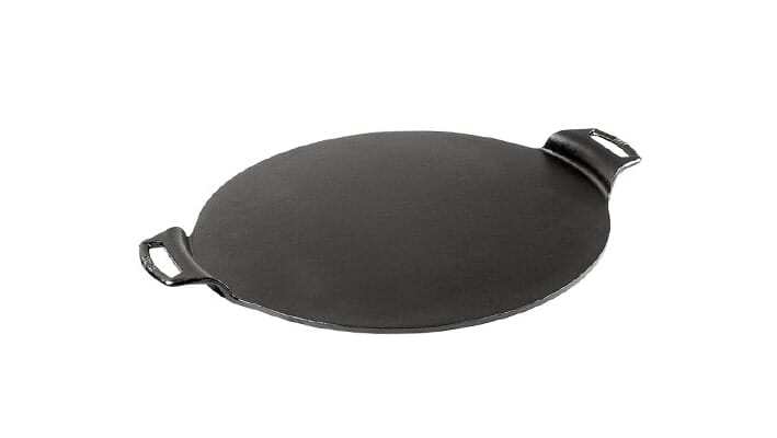 Lodge 15 Inch Seasoned Cast Iron Pizza Pan