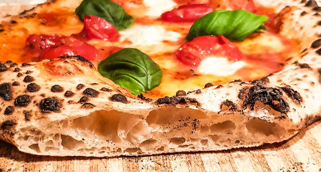Sourdough Pizza