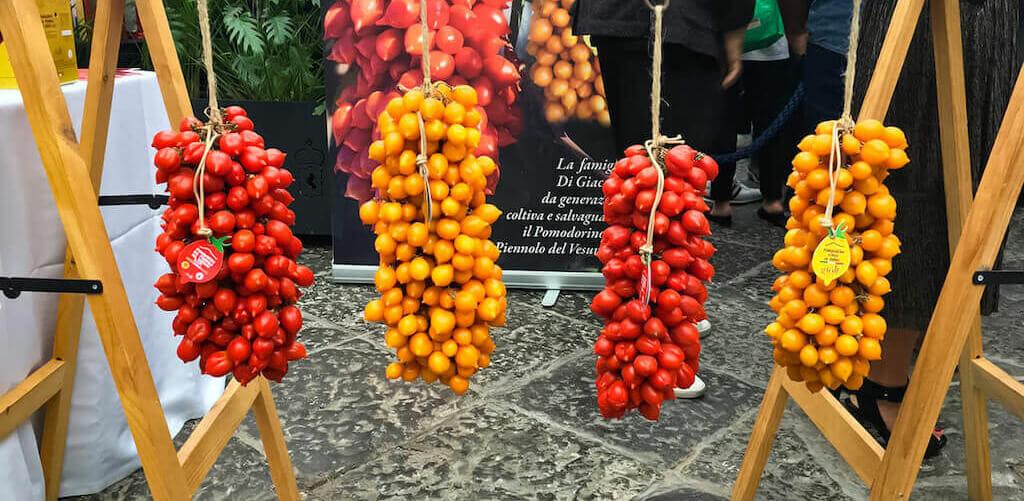 Pomodorino del Piennolo Red and Yellow Tomatoes