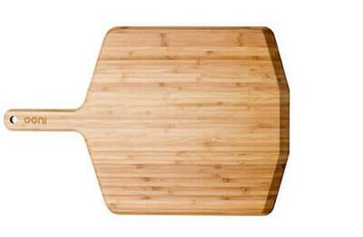 Ooni Bamboo Pizza Peel & Serving Board