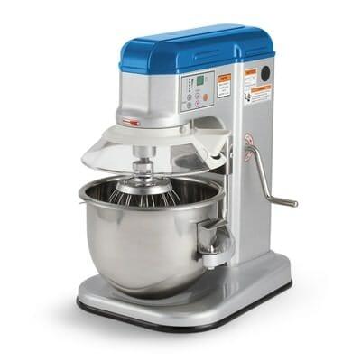 Vollrath 40755 7-Quart Commercial Countertop Mixer