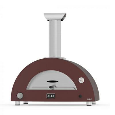 Alfa Brio Countertop Gas Pizza Oven