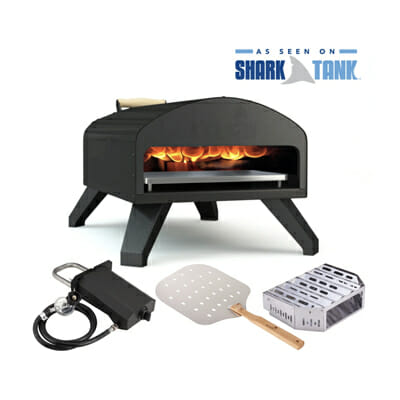 Bertello Full Bundle Propane Pizza Oven