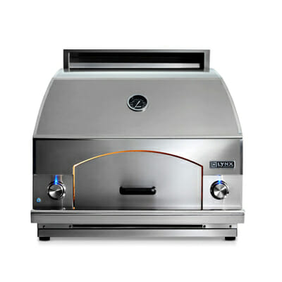 Lynx Professional Napoli 30-Inch Counter Top Propane Outdoor Pizza Oven