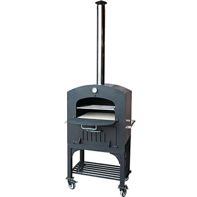 Tuscan Chef GX-C2 Deluxe Pizza Oven