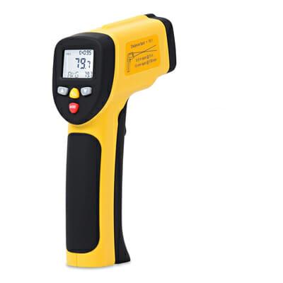 EnnoLogic eT650D Infrared Thermometer Gun