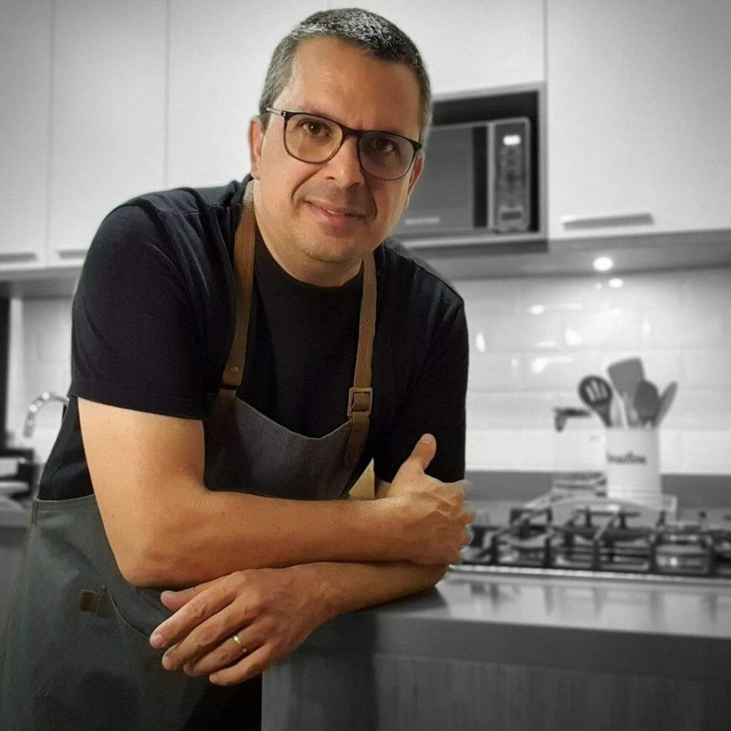 Pizzaiolo Pedro Pernambuco
