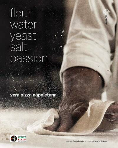 Flour, Water, Yeast, Salt and Passion