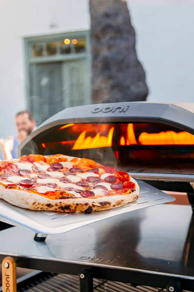 Learn how to use Ooni Pizza Oven