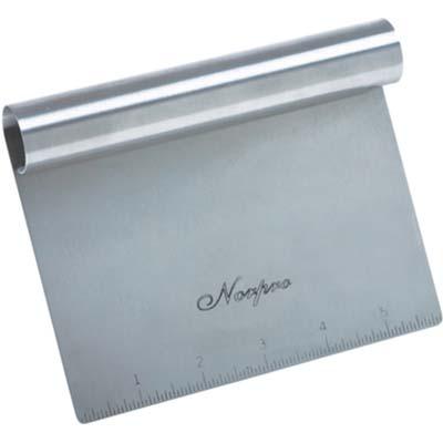 Norpro Stainless Steel Bench Scraper